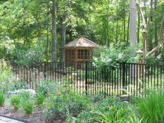 Exceptional Natural Landscape Designed And Installed By Smithfield Gardens, Suffolk VA