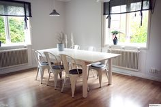 tolix,ikea,BJURSTA,hissgardin,sophora Bjursta Table, Dining Table, Furniture, Home Decor, Living Room, Decoration Home, Room Decor, Dinner Table, Home Furnishings