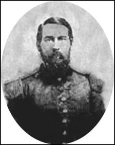 Thought to be the earlierst available picture of Longstreet; showing him as a Captain in the - so between 1850 and American Civil War, American History, James Longstreet, Jefferson Davis, Lieutenant General, Confederate Flag, Gettysburg, Military History, Civilization