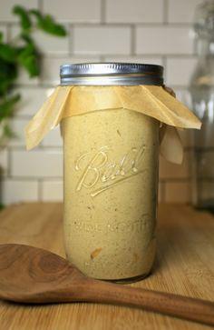 10-Ingredient Vegan Cream of Mushroom Sauce