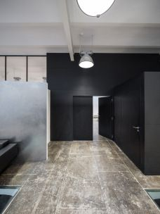 Krisvanassche Office & Showroom by Ciguë | Yellowtrace