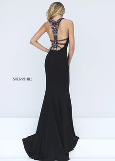 Coming Soon to BridalElegance.us.com | Pre-Order #SherriHill 50835 Prom 2017