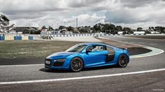 2015 Audi R8 LMX Limited Edition Wallpaper Driving