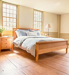 in unserer ausstellung shakerm bel seeland shaker. Black Bedroom Furniture Sets. Home Design Ideas
