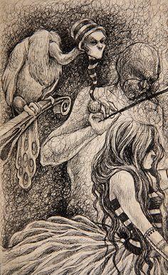 Bita Aliabadi's Illustration