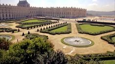 Versailles Garden, Louis Xiv, Marie Antoinette, Palace, Exterior, King, France, Mansions, Building