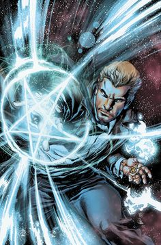 CONSTANTINE VOL. 1: THE SPARK AND THE FLAME TP - Written by JEFF LEMIRE and RAY FAWKES / Art by RENATO GUEDES, FABIANO NEVES and SZYMON KUDRANSKI / Cover by IVAN REIS and JOE PRADO | Comic Book Resources