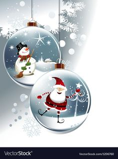 Illustration about Funny Christmas balls with st. Illustration of shine, christmas, glow - 21259470