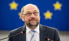 The internet lost its innocence long ago, European Parliament president Martin Schulz stated in Brussels.