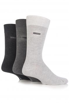 Glenmuir Classic Bamboo Plain Socks  £8.99