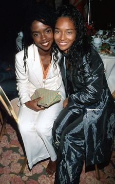 Lauryn Hill & Chilli