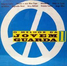 PHAROPHA SONORA: O MELHOR DA JOVEM GUARDA - O Melhor da Jovem Guard...