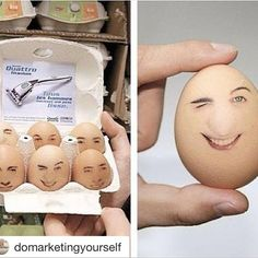 #Repost @domarketingyourself with @repostapp  How's this for marketing? Can you guess what the marketing message is?  #marketing #advertising #shave #shaving #egg #business #message #design #funny #humor #best #online #Internet #onlineshop #onlinemarketing #internetmarketing #best #pic #social #socialmedia #youtube #twitter #facebook #instagram #pinterest #love #crazy