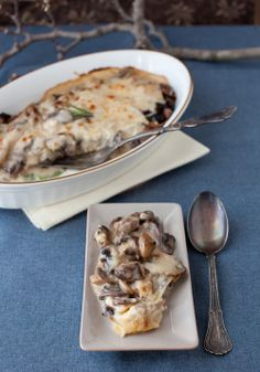 Mushrooms with Madeira sauce at Cooking Melangery    http://www.melangery.com/2012/01/mushrooms-with-madeira-sauce.html