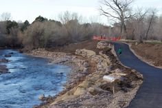 The Weber River Parkway is a 12-mile section of non-motorized paved trailway stretching from the mouth of Weber Canyon to the confluence of the Ogden and Weber Rivers.