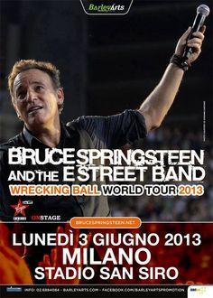 Concerto di Milano 3 giugno 2013