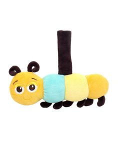 Eco-Buds™ Take-Along Pals - Caterpillar The perfect add on gift for a Baby Shower #baby