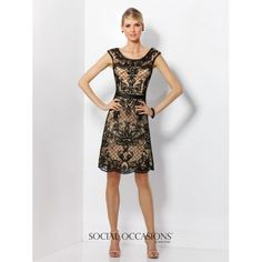 Social Occasions by Mon Cheri Mother of the Bride Dress 116851