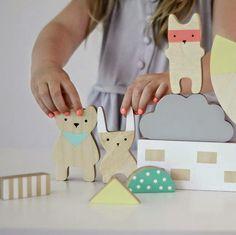 Imaginativa selección de juguetes de diseño que tu hijo no olvidará // Imaginative selection of Toys Design, your kids will not forget them