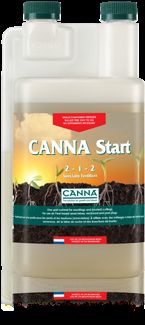 Canna Start With the addition of CANNA Start to the CANNA range, we offer a complete program for growing from Start to crop!  The best start for seedlings and cuttings #canadianwholesalehydroponics
