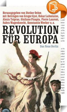 Revolution für Europa    ::  Ist die EU als Projekt für Völkerverständigung, Frieden und soziale Gerechtigkeit gescheitert? Längst hat sie sich von den Kräften des Finanzkapitals korrumpieren lassen, imperialistisches Gedankengut setzt sich fest, die Krise wird zum Trojanischen Pferd für die Zerstörung des Sozialstaats. Gegen diese Entwicklung legen nun führende Köpfe der europäischen Linken ein gemeinsames Manifest vor: für einen Neustart der EU mit tragfähigen demokratischen und sozi...