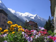 At the top of the Europe visit list right now for me, besides Dubrovnik, Croatia: Chamonix, France