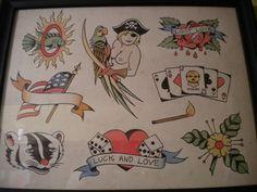 Traditional Tattoo Flash, Vintage Flash, Tattoo You, Old School, Tatting, Rooster, Clip Art, Inspiration, Tattoo Ideas