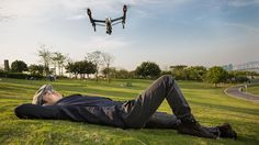 Bow To Your Billionaire Drone Overlord: Frank Wang's Quest To Put DJI Robots Into The Sky #DronesEtc #DJI