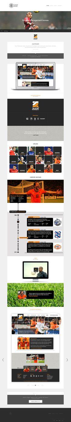 Stephan van der Hoeven  | Portfolio website by Stephan van der Hoeven, via Behance