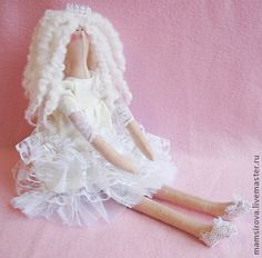 muñecas tilda de Fátima Mamsirova