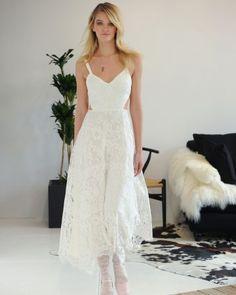 Houghton Fall 2016 Wedding Dress Collection   Martha Stewart Weddings