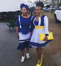 She gets if from her Momny❤ #Round2 #Rustenburg #Tradition #Tswana #MoilwaWedding