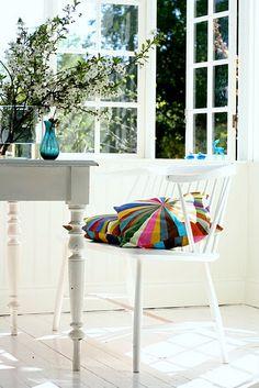 Pillows by elisabeth dunker
