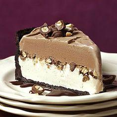 #oh my...chocolate peanut ice cream cake  #Repin,Share,Like  Thanks