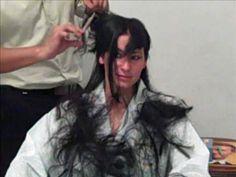 Work well in progress Short Bob Styles, Long Hair Styles, Punishment Haircut, Bald Head Women, Long Hair Cut Short, Forced Haircut, Shaved Hair Women, Women Haircuts Long, Clipper Cut
