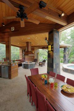 great outdoor room!