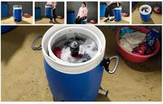 Giradora: Foot-Powered Washer and Dryer for Off-Grid Applications and Post-SHTF