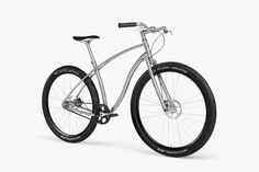 Budnitz Bicycles No.3 - Meet the new Budnitz Model No.3, the latest evolution of our ultimate belt-drive city bicycle....