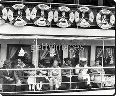 Boğaziçi vapuru - 1955  Fotoğraf kaynağı : gettyimages.com