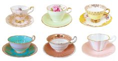 Rent China from Plate Occasions for Tea Service?