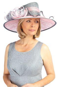 Fondant Pink Fancy Hat Kentucky Derby Fascinator, Kentucky Derby Hats, Derby Outfits, Outfits With Hats, Fancy Hats, Cool Hats, Sinamay Hats, Fascinators, African Hats