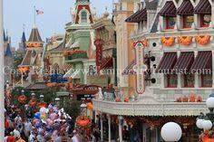 Walt Disney World - Fall / Halloween Decorations