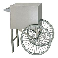 Gold Medal 2659STS Stainless Steel Popcorn Cart ** You can find out more details at the link of the image.  This link participates in Amazon Service LLC Associates Program, a program designed to let participant earn advertising fees by advertising and linking to Amazon.com.