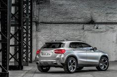 Mercedes-Benz Concept GLA 2013