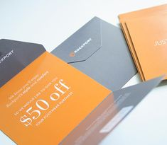 Direct Mail Promotion for Rockport Shoes