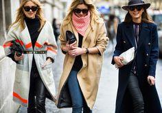 street style winter 2015 pinterest - Google Search