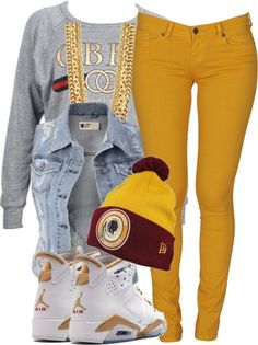 Air Jordans Girl Outfit  #Air #Jordans #Girl Outfit