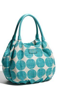 Kate Spade - Hinkley small karen slubbed satchel