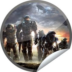 Carter-A259 Sticker for Halo Reach - You're the team leader. Visit the official page for Halo: Reach (Rated M): marketplace.xbox.com/en-US/Product/Halo-Reach/66acd000-77fe-1000-911 Share this one proudly. It's from our friends at Xbox.