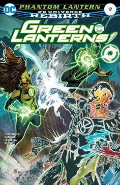 Green Lanterns (2016) #12 #DC @dccomics #GreenLanterns (Cover Artist: Joe Prado, Rod Reis & Robson Rocha) Release Date: 12/7/2016